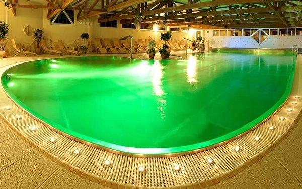 Wellness pobyt s volným vstupem do bazénového komplexu a saun, Trenčianske Teplice, vlastní doprava, polopenze2