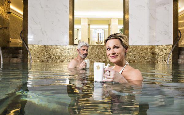 DOPORUČUJEME Léčebný exkluzivní pobyt Klasik GOLD, Kúpele Turčianske Teplice, vlastní doprava, bez stravy4
