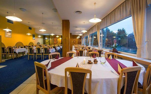Relaxační pobyt v hotelu situovaném v překrásném prostředí Národního parku Nízké Tatry, Nízke Tatry - Liptov, vlastní doprava, polopenze5