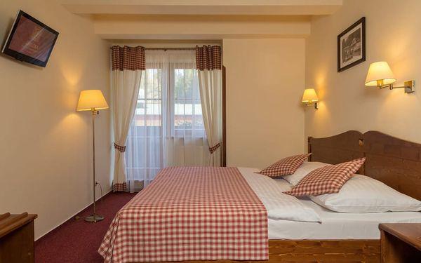 Pobyt se vstupem do wellness v oblíbeném hotelu s jedinečnou atmosférou a dobrou polohou, Nízke Tatry - Jasná, vlastní doprava, polopenze4