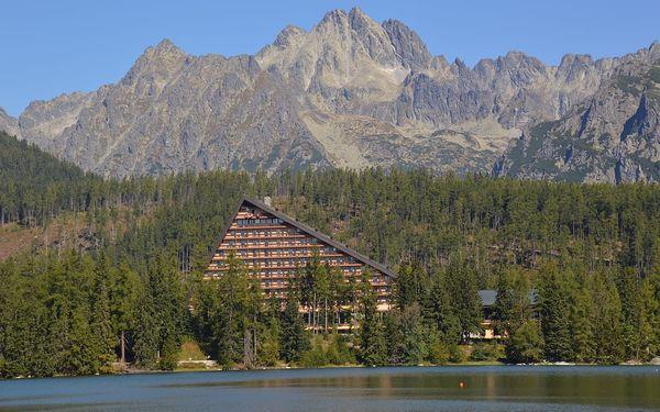 Sleva na exkluzivní tatranský hotel u Štrbském Plese s nejkrásnějším výhledem na Vysoké Tatry, Vysoké Tatry, vlastní doprava, snídaně v ceně4