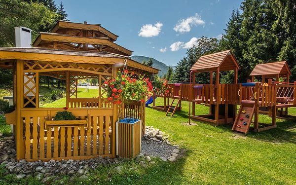 Akciový relaxační pobyt v Jánské dolině, Nízke Tatry - Liptov, vlastní doprava3