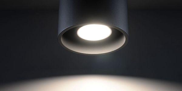 Černé stropní svítidlo Nice Lamps Roda3