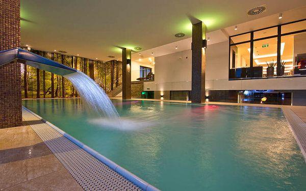 Spa wellness pobyt v hotelu se skvělými hodnoceními, vlastní doprava, polopenze4