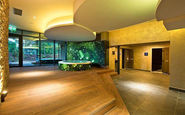 Spa wellness pobyt v hotelu se skvělými hodnoceními, vlastní doprava, polopenze5