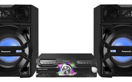 HiFi systém Panasonic SC-MAX3500EK černý
