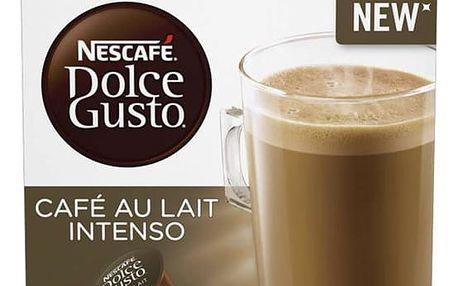 Kapsle pro espressa Nescafé Dolce Gusto Café au Lait Intenso