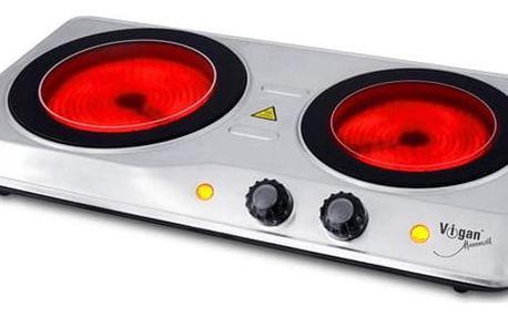 Vařič Vigan SKV2X nerez