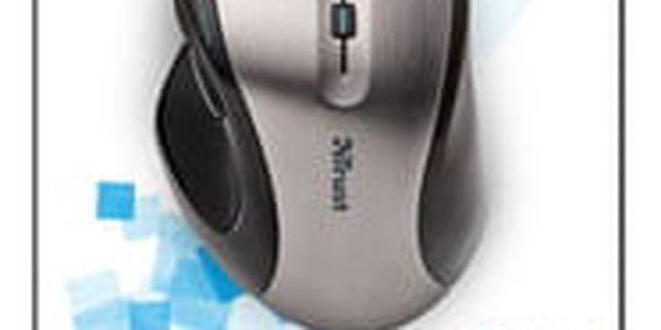 Myš Trust MaxTrack Wireless Mini (17177) černá/stříbrná / optická / 6 tlačítek / 1000dpi3