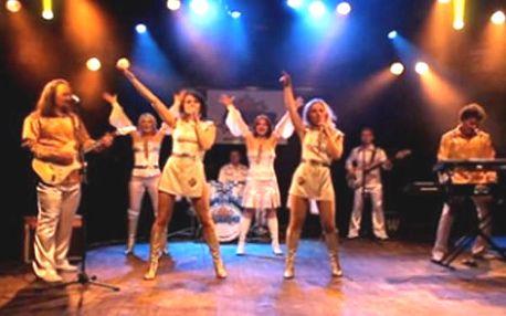 Vstupenka na koncert ABBA revival v unikátním prostředí hotelu International.
