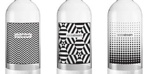 Láhev SodaStream 1l TriPack Black&White2