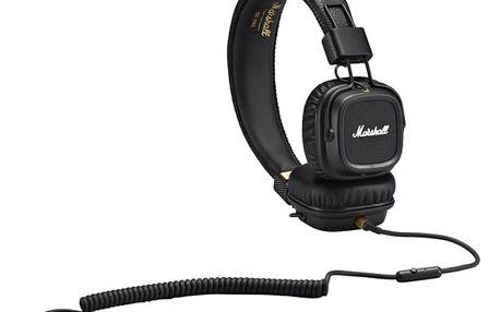 Sluchátka Marshall Major II Black