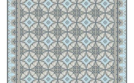 Vinylový koberec Huella Déco Círculo 196x133 cm