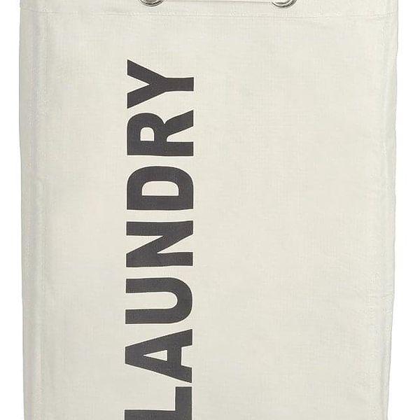 Koš na prádlo QUADRO, kontejner 79 l, WENKO4