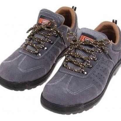 Boty pracovní kožené A vel. 43