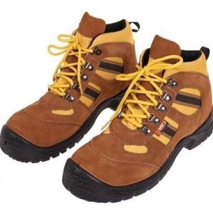 Pracovní boty kožené B vel. 46