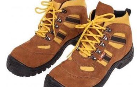 Pracovní boty kožené B vel. 43
