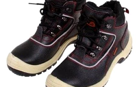 Pracovní boty kožené C vel. 42