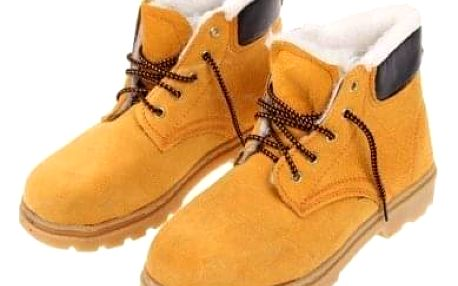 Pracovní boty kožené G vel. 41