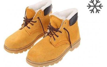 Boty pracovní kožené G vel. 45