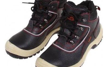 Pracovní boty kožené C vel. 43
