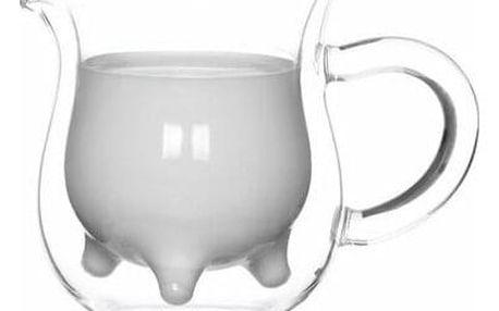 4home Termo mlékovka Moo Hot&Cool, 250 ml, 1 ks