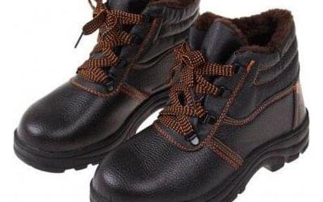 Pracovní boty kožené E vel. 43