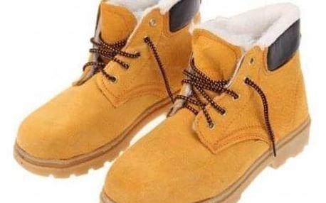 Pracovní boty kožené G vel. 42