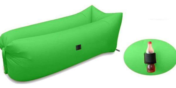 Sedco Sofair Pillow Shape zelený2