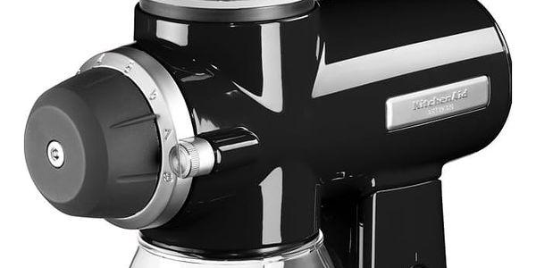 Kávomlýnek KitchenAid Artisan 5KCG0702EOB černý + DOPRAVA ZDARMA2