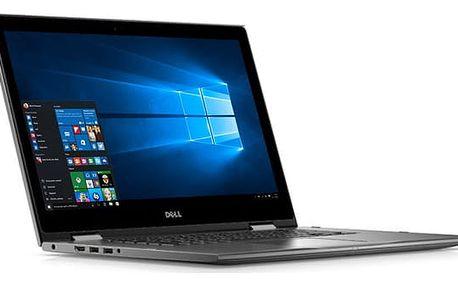 Notebook Dell 15z 5000 (5579) Touch (TN-5579-N2-511S) šedý Software F-Secure SAFE, 3 zařízení / 6 měsíců + Monitorovací software Pinya Guard - licence na 6 měsíců v hodnotě 1 178 Kč + DOPRAVA ZDARMA