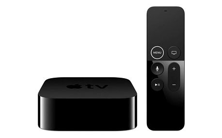 Multimediální centrum Apple TV 4K 32GB černý (mqd22cs/a)