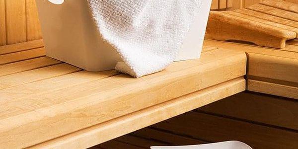 Škopek do koupelny BOXXX, kontejner, velikost S - barva šedá, KOZIOL4