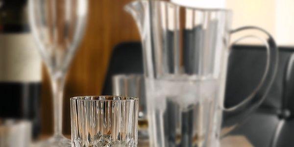 Sada 4 sklenic z křišťálového skla Nachtmann Aspen, 309ml3