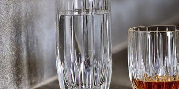 Sada 4 sklenic z křišťálového skla Nachtmann Prestige, 325ml5