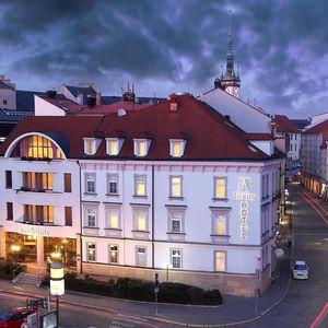Olomouc: Hotel Trinity