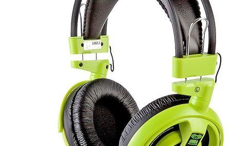 Headset E-Blue Cobra I zelený (EHS013GR)