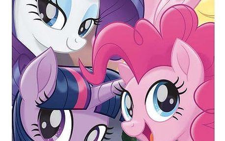 Jerry Fabrics Osuška My Little Pony, 70 x 140 cm