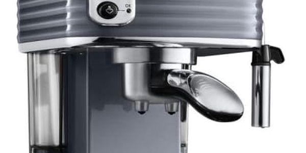 Espresso DeLonghi Scultura ECZ351GY šedé/nerez + DOPRAVA ZDARMA3