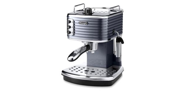 Espresso DeLonghi Scultura ECZ351GY šedé/nerez + DOPRAVA ZDARMA5