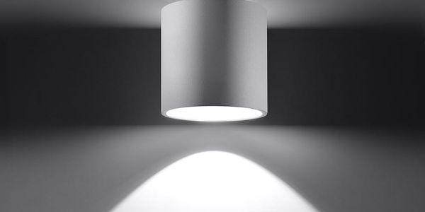Bílé nástěnné svítidlo Nice Lamps Roda2