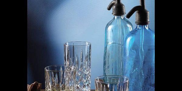 Sada 4 sklenic na whisky z křišťálového skla Nachtmann Noblesse, 295ml2
