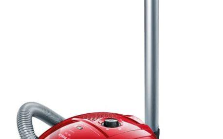 Vysavač podlahový Bosch BGL3A132 červený