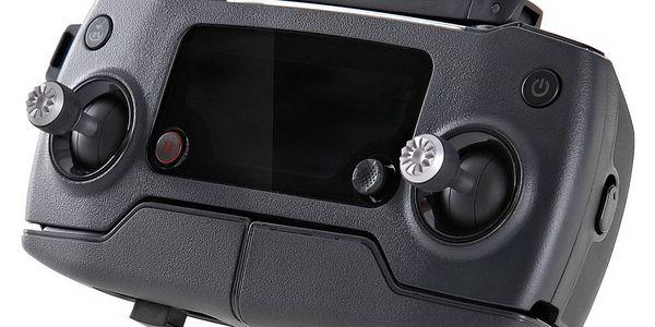Dron DJI Mavic Pro Fly More Combo, 4K Full HD kamera (DJIM0250C) šedý + DOPRAVA ZDARMA4