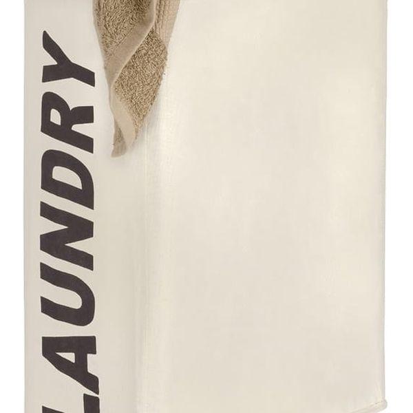 Koš na špinavé prádlo CORNO – kontejner 43 l, WENKO3