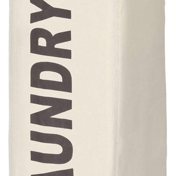Koš na špinavé prádlo CORNO – kontejner 43 l, WENKO4