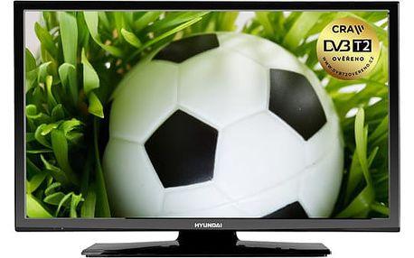 Televize Hyundai FLP 22T111 černá