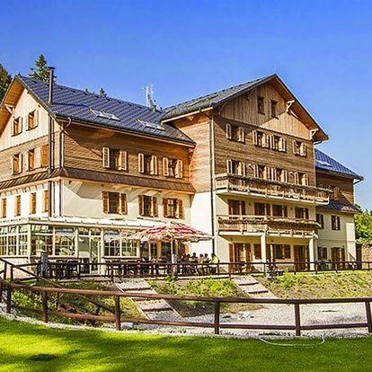 Pobyt ve 4* hotelu: polopenze, sauna i bazén