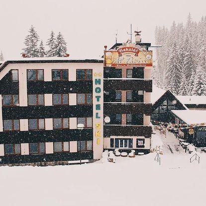 Nízké Tatry: Hotel SKI Záhradky