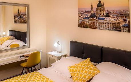 Budapešť: Hotel Bobbio Budapest